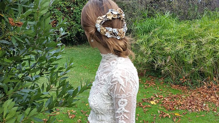 Coronas para novias y eventos 011