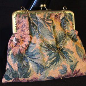 Bolso de tapicería y boquilla japonesa